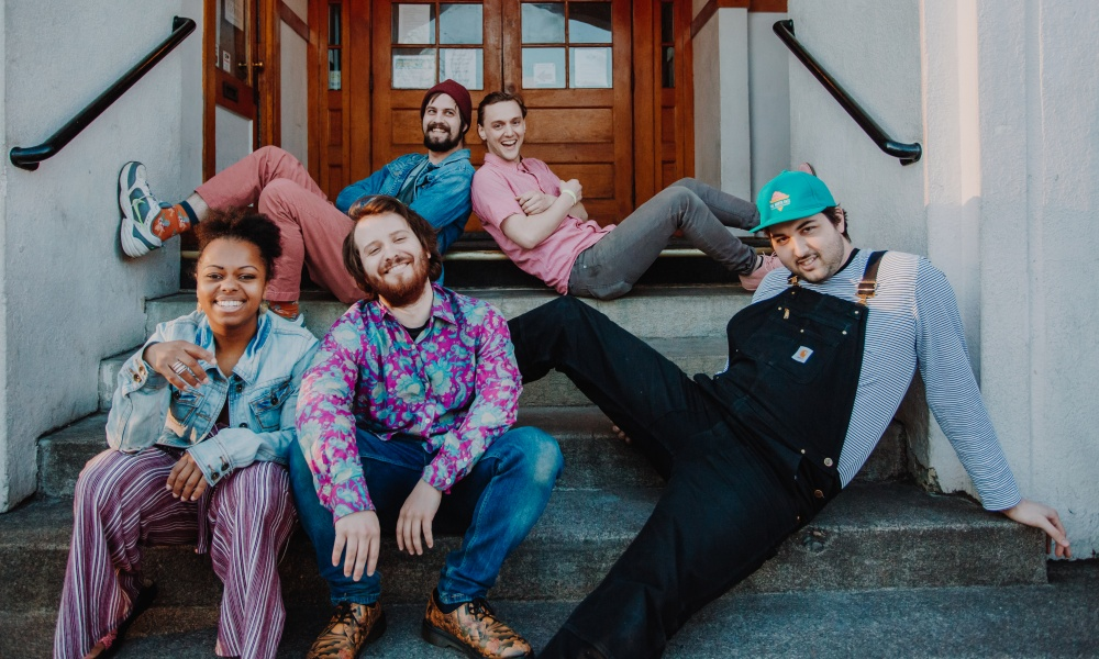 Funk/Soul Band Soul Vibrator Share Self-Titled Debut Album