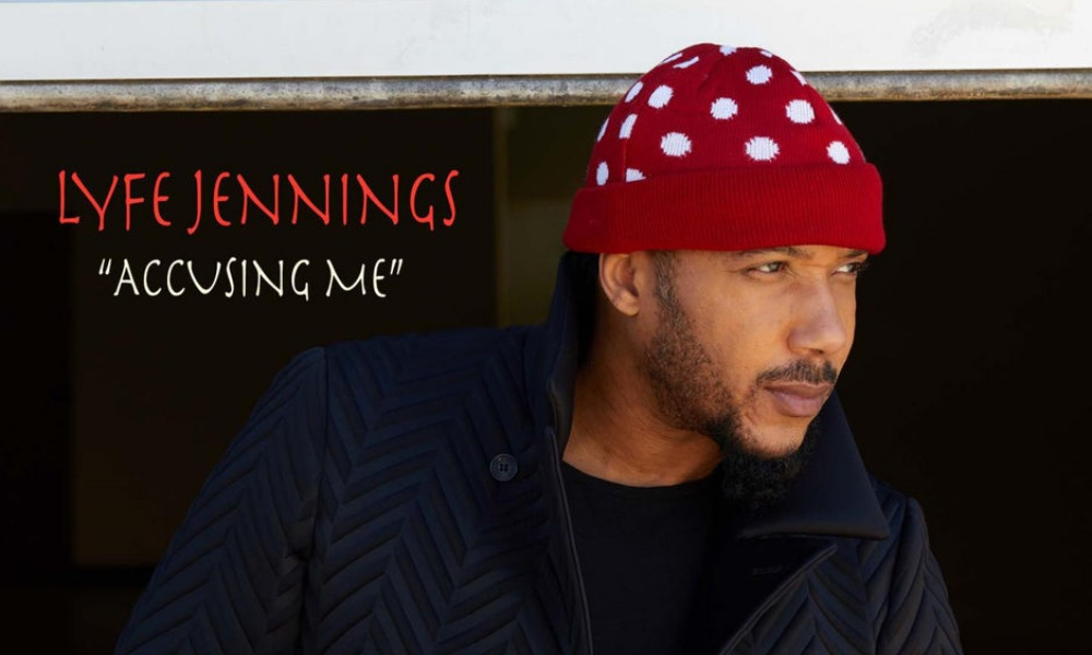 Lyfe Jennings Mesmerizes With Latest Single 'Accusing Me'