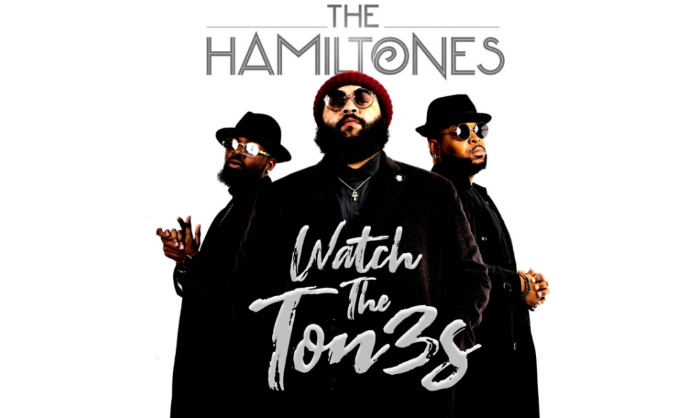 The Hamiltones Release Debut EP 'Watch The Ton3s'