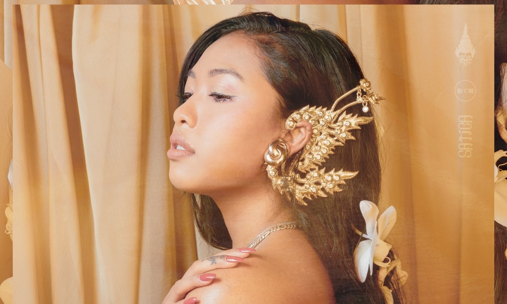 Cambodian R&B Singer SATICA Gets Personal on Sophomore EP, 'Dear april, ily'