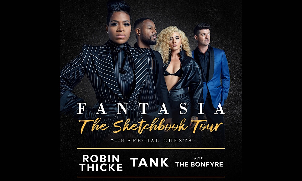 "Fantasia Announces Headlining North American Tour and New Single ""PTSD"" Ft T-Pain"