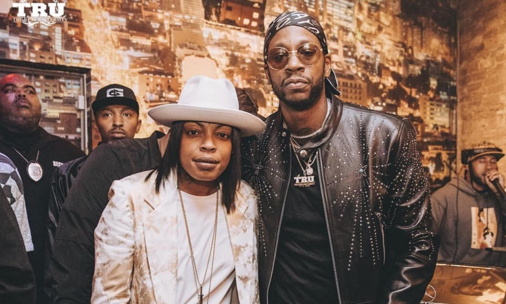 2 Chainz Partner's With Business Mogul Mychel Dillard For New Eatery