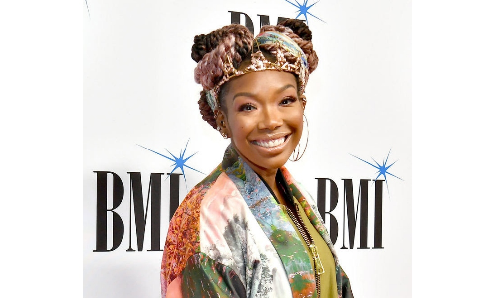 Brandy Honored With President's Award at the 2019 BMI R&B/Hip-Hop Awards
