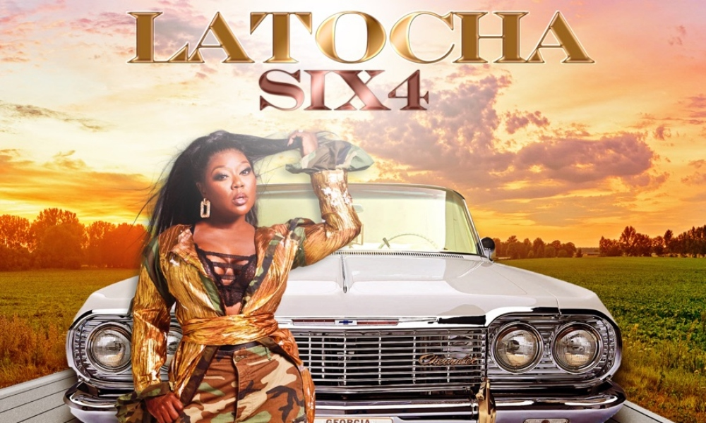 Vocal Powerhouse LaTocha Scott of Xscape Drops New Single 'Six4'
