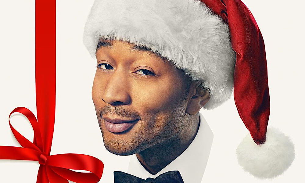John Legend to Re-Release Holiday Album With New Songs