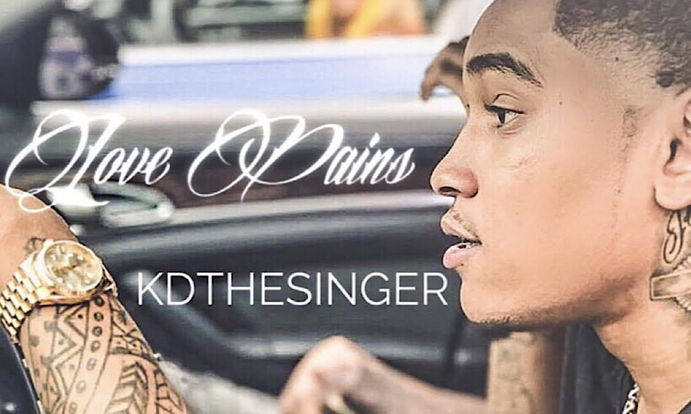 PREMIERE: KDTHESINGER Releases Heavily Anticipated Debut Project 'Love Pains'