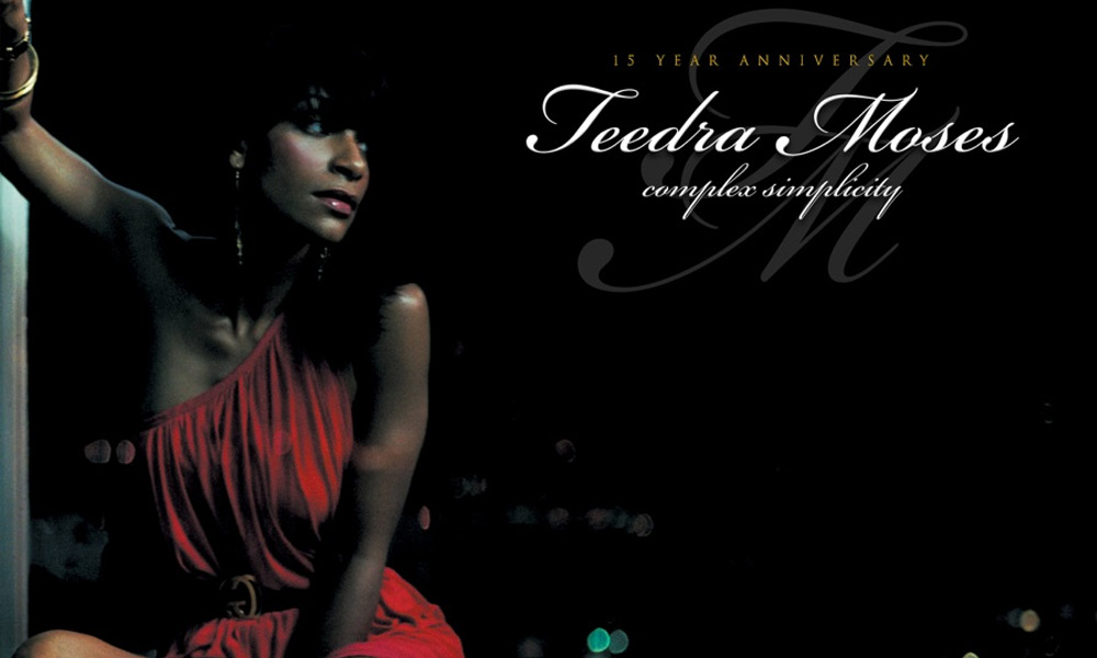 Help Teedra Moses Get Her Dues By Streaming 'Complex Simplicity' (15th Anniversary Edition)