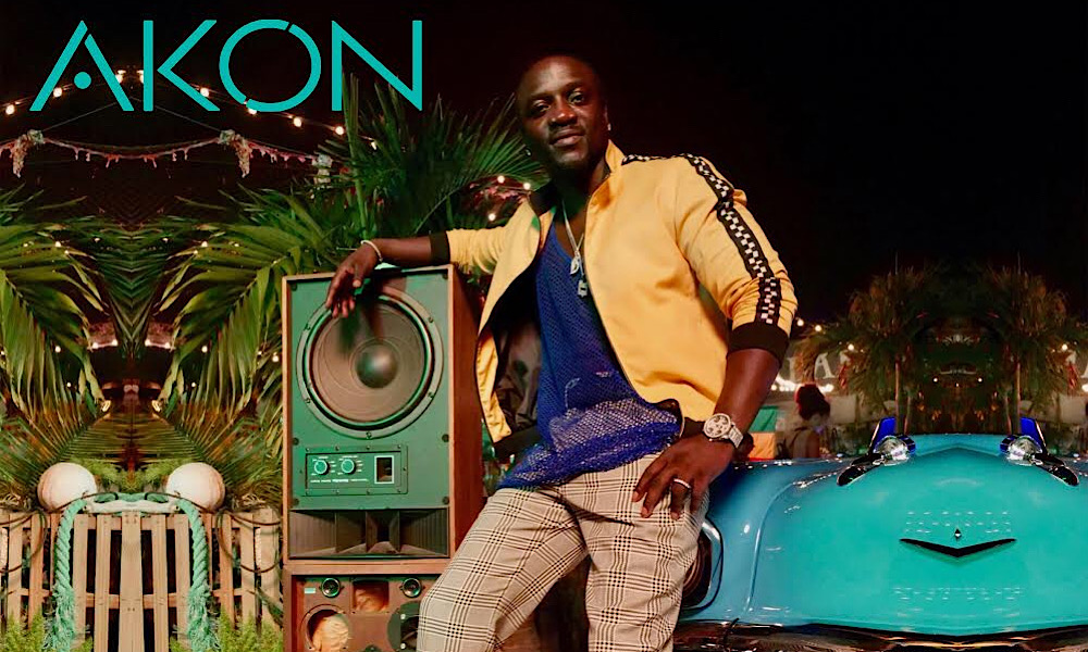 Akon Celebrates Africa With Afrobeats Album, 'Akonda'