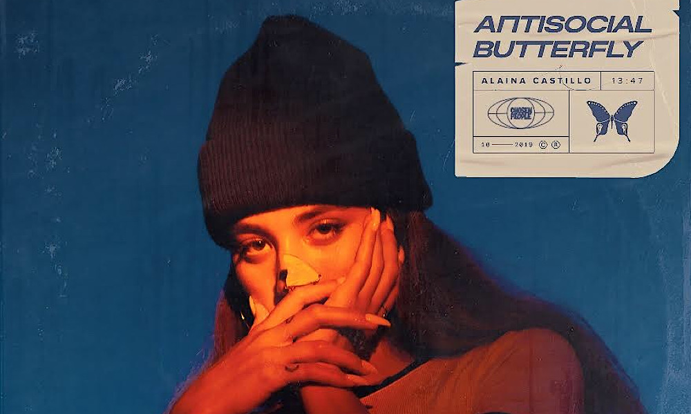 Alaina Castillo Shines With Debut EP 'Antisocial Butterfly'