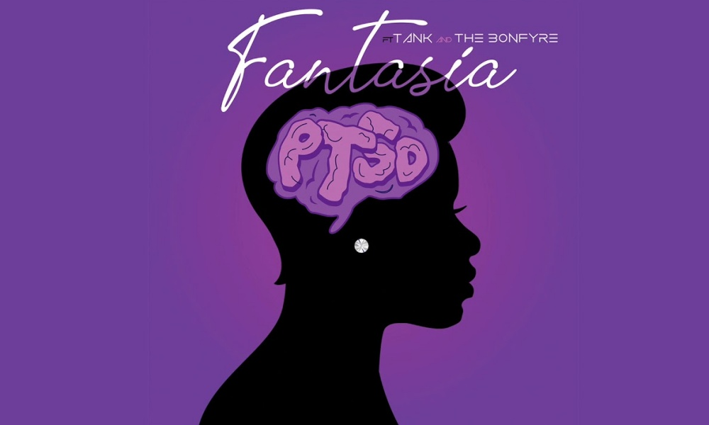"Fantasia Taps Tour-mates Tank and The Bonfyre For ""PTSD"" Remix"