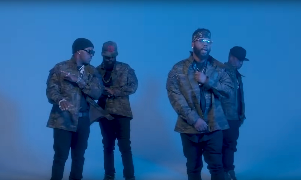 "Jagged Edge Drops Sensual New Video For ""Genie"" + Says New Album is Coming"