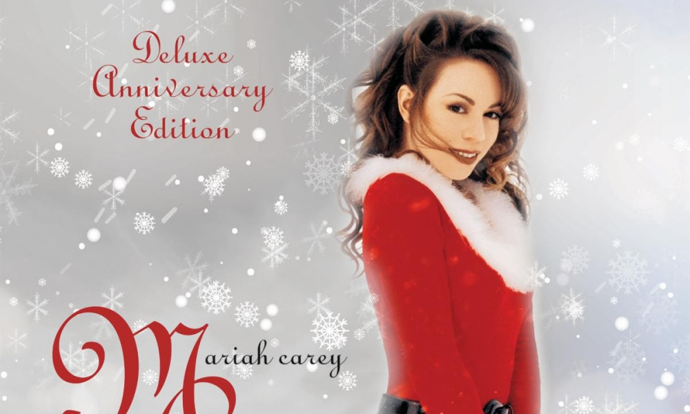 Mariah Carey Unwraps 'Merry Christmas (Deluxe Anniversary Edition)' (Stream)