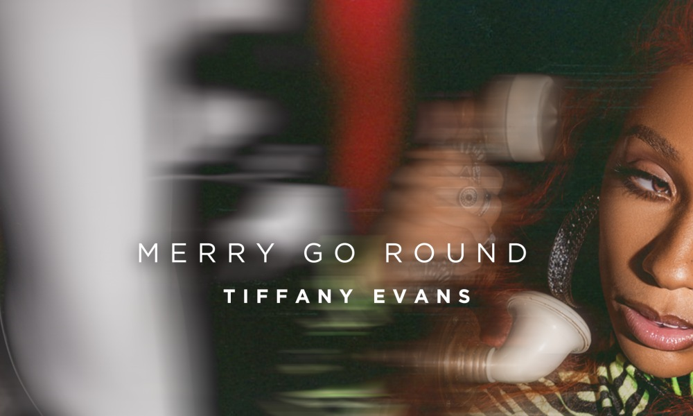 "Tiffany Evans Drops Emotional Roller Coaster Single, ""Merry Go Round"""