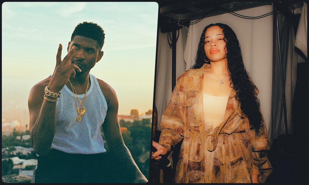 usher-and-ella-mai-dont-waste-my-time