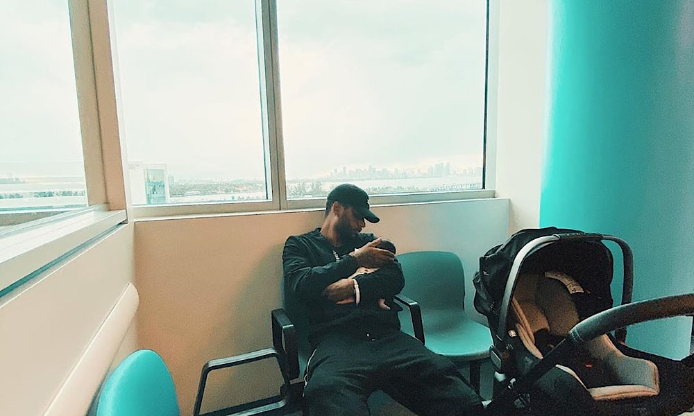 Bryson Tiller Welcomes Baby Girl With Kendra Bailey