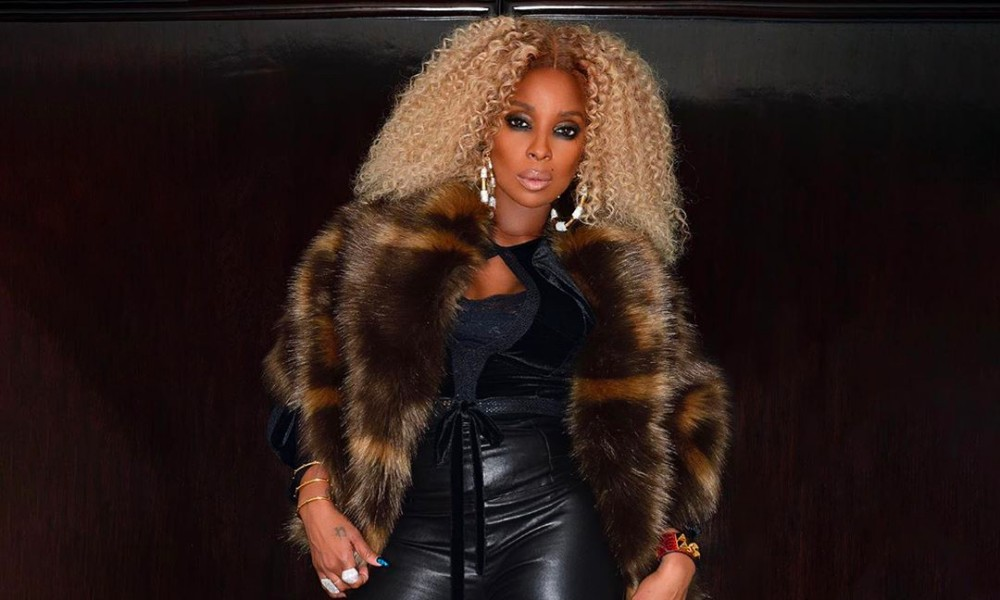 Mary J. Blige Shares New Compilation Album, 'HERstory Vol.1'