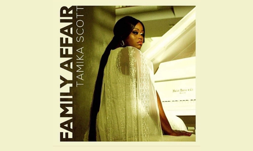Xscape Member Tamika Scott Drops Debut EP 'Family Affair' (Stream)
