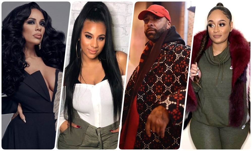 Did Erica Mena Violate The Girl Code For Tahiry and Joe Budden Attempted Hookup?