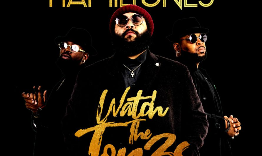 Listen To The Hamiltones' New EP 'Watch The Ton3s (The B Side)' Ahead Of The Uptown Soul Lounge Show In NYC This Friday