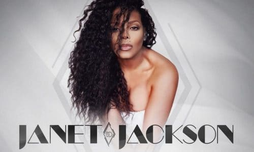 Janet Jackson Announces 'Black Diamond' Album and Tour