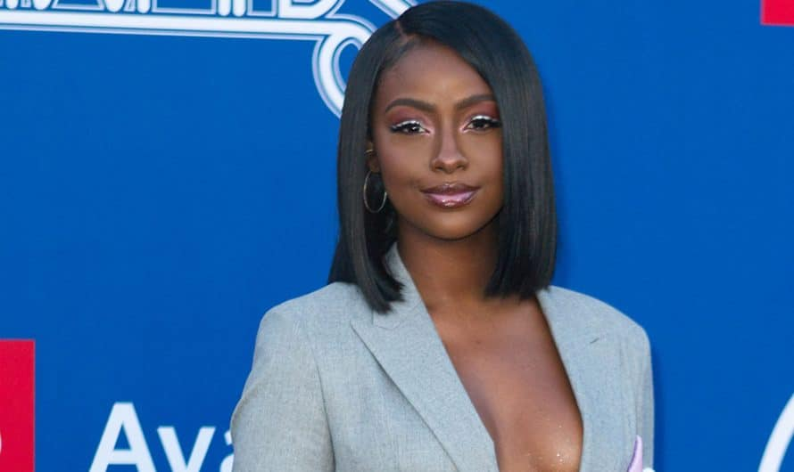 "Video: Justine Skye Wows With Stripped Down Version of ""Maybe"" Single"