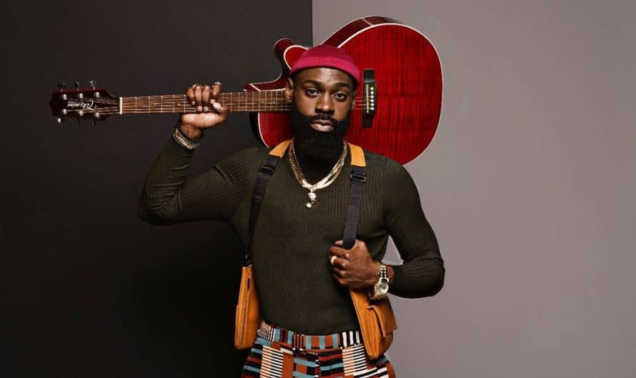 Mali Music Returns With The Inspirational Single 'Let Go'