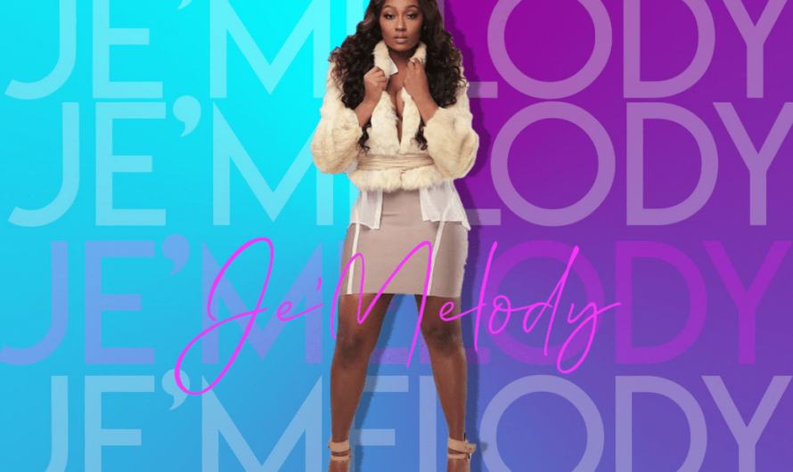 Je'Melody Releases Hot New Album 'JADED'