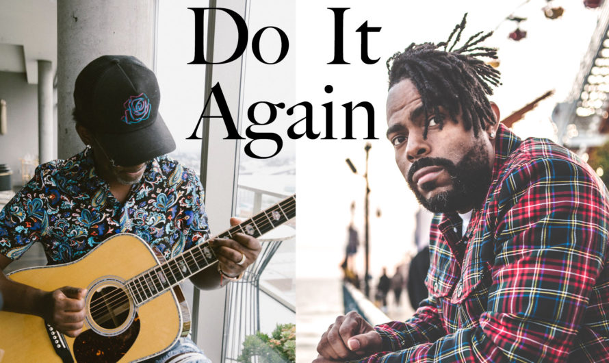 "Jackie's Boy – Releases Hot New – ""Do It Again (ft Shawn Stockman)"" Single"
