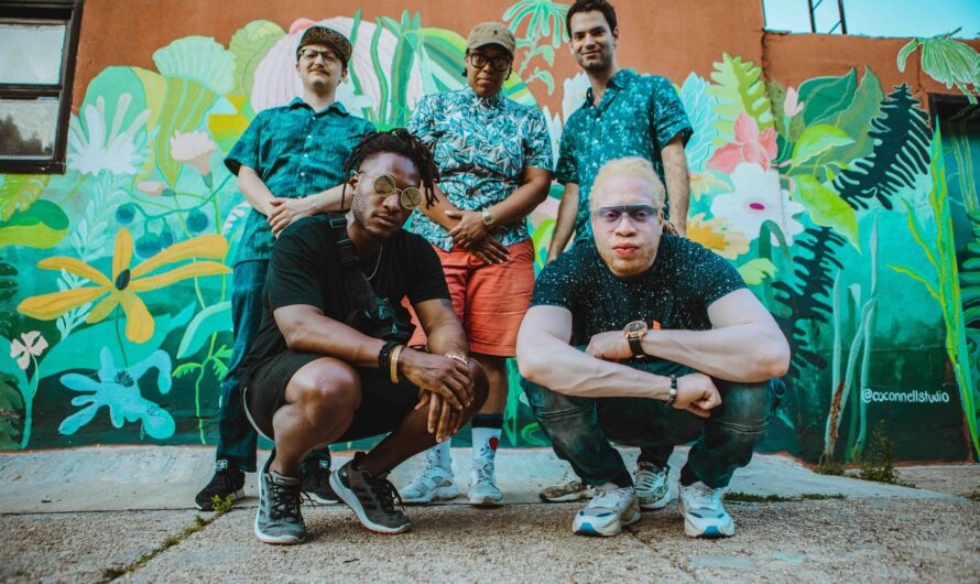 New EP from Brooklyn neo-soul collective Herbivores