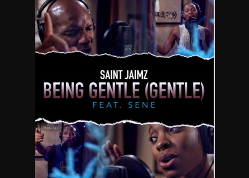 "Saint Jaimz Ft Sene ""Being Gentle"""
