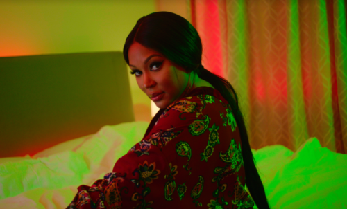 Lyrica Anderson Releases Single 'Act A Fool'