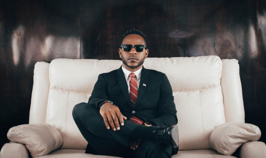 "ERIC BELLINGER FLEXES ""GODLY"" SINGLE FOR UPCOMING ALBUM ""ERIC B FOR PRESIDENT"""