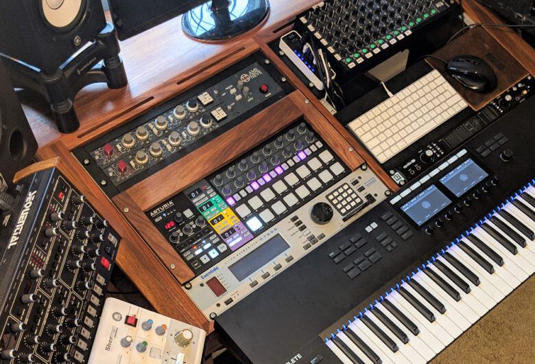 5 Important music production gadgets that your first recording studio must have
