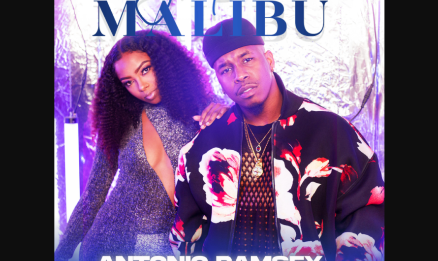 "Antonio Ramsey Releases ""Nights In Malibu"" Ft. Milaniaa Monroe"