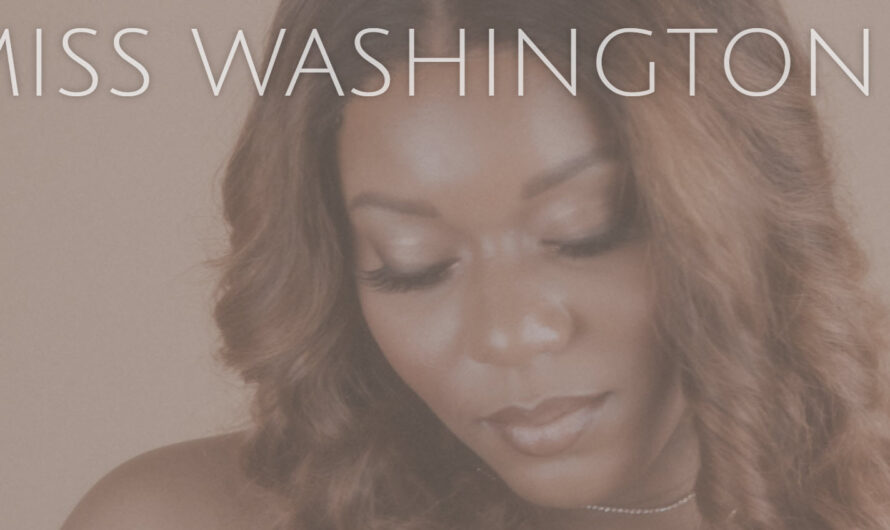 MISS WASHINGTON RELEASES BRAND-NEW EP F.A.T.E (DELUXE)