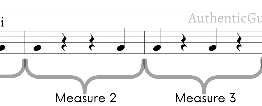How To Read Basic Music Notation To Play Open Strings