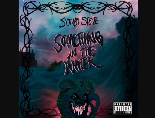 "Scuuba's EP ""Something In The Water"""