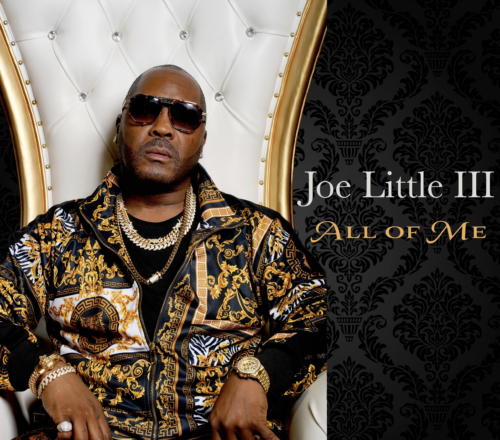 """Joe Little III aka Joey Beanz once again strikes gold with his timeless, classic voice singing  """"All of Me"""""""