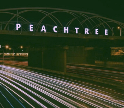 '1 AM on Peachtree' by 'Davis Chris & Mr Foster'